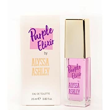 Purple Elixir Eau de Toilette: Alyssa Ashley Purple Elixir Eau de Toilette 25 ml