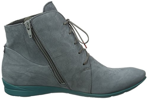 Think! Women's Wunda Ankle Boots Gray (Anthrazit 14) qMv8uzda