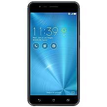 "Asus ZE553KL-S625-3G32G-BK ZenFone 3 Zoom 5.5"" 3GB RAM, 32GB storage Unlocked Dual SIM Cell Phone, Navy Black"