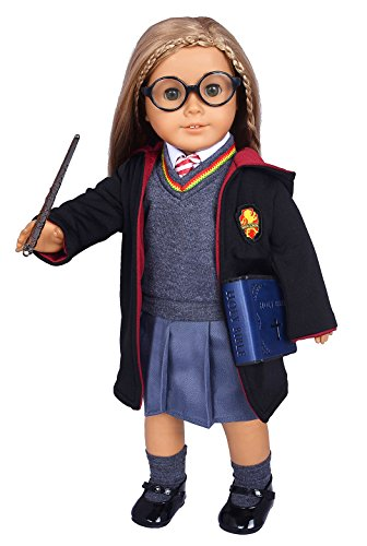 ebuddy Hermione Inspired Doll Clothes Outfits for American