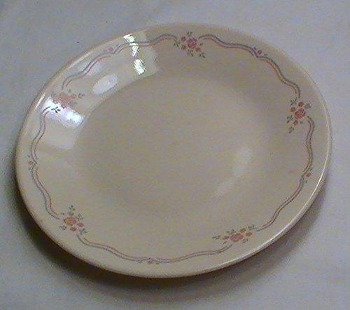 "Corelle - English Breakfast - 6-3/4"" Bread & Butter Plates - Set of 4"