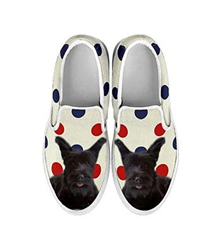Ons Women Women's Print Slip For Shoes Cute Your Terrier Choose Skye Ons Dogs Slip Breed rzrwHq