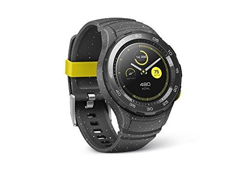 Huawei Watch 2 - Concrete Grey - Android Wear 2.0 (US Warranty)