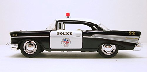 Kinsmart 1957 Chevrolet Chevy Bel Air 1:40 scale 5
