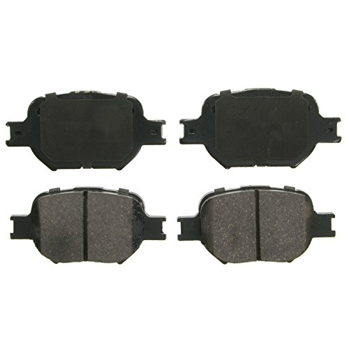Wagner QuickStop ZD817 Ceramic Disc Pad Set, Front ()