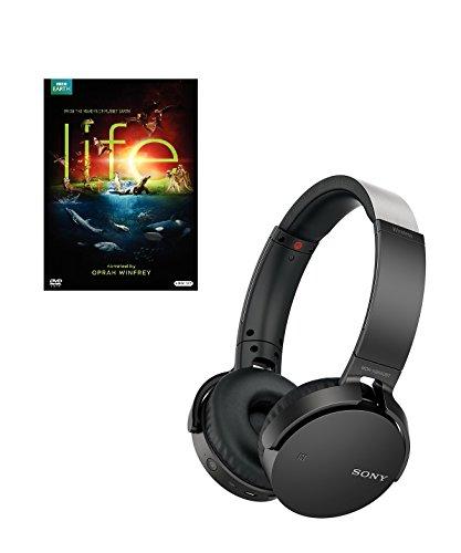 Sony MDRXB650BT Bluetooth Headphones Black