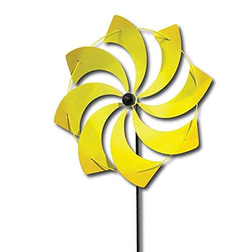 Yellow Pinwheel - 5