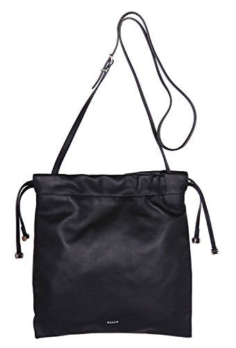 Bally Crossover 6191547001 Damen Umhaengetasche Coulisse Black 25cmx26cmx4cm