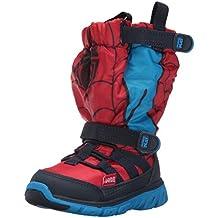 Stride Rite Kids M2P Spiderman Sneaker Boot Toddler Fashion Boots