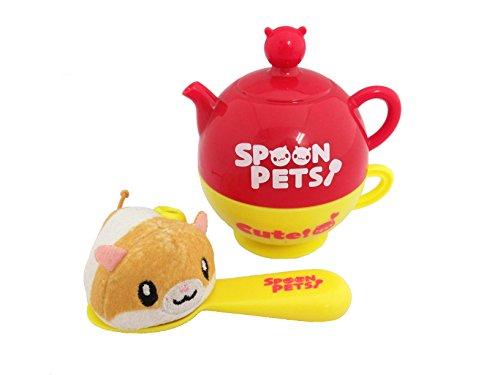 PETS SPOON spoon pets cute! Ham ham