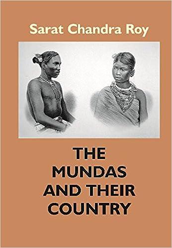 THE MUNDAS AND THEIR COUNTRY EPUB