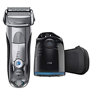 Braun Electric Razor for Men, Series 7 790cc Electric Shaver with Precision Trimmer, Rechargeable, Foil Shaver, Clean… 13