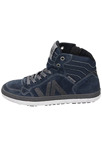 Vado Mädchen Midcut Sneaker Cobalt