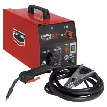 Century 80GL Flux Cored Wire Feed Welder, 70 amps, 115V AC (Pack of 1)