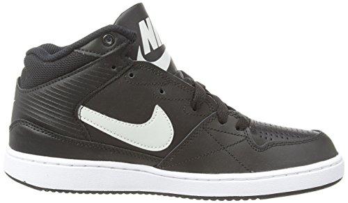 Basket Mid Scarpe Nero grigio Nike bianco Da Uomo Priority IxBfFf