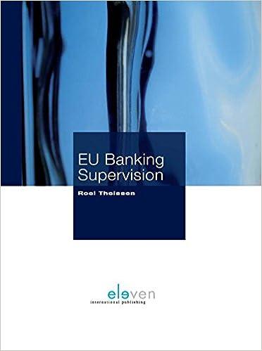 Descargar Libro Kindle Eu Banking Supervision De PDF