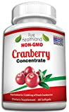 Best Cranberry Pills - Cranberry Concentrate Supplements for Urinary Tract Infection UTI Review