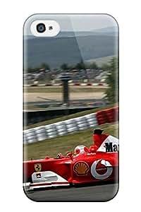 Excellent Iphone 4/4s Case Tpu Cover Back Skin Protector Formula 1 John Cena