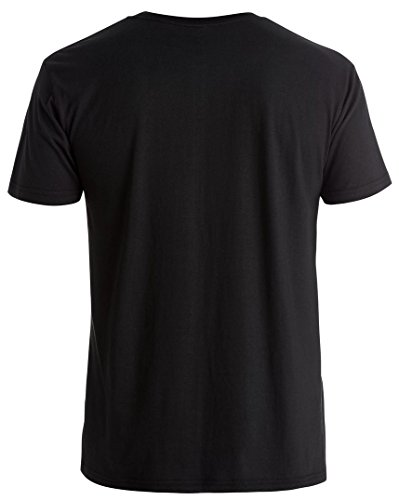 DC Herren T-Shirt Flagstar schwarz M