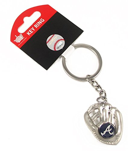 Atlanta Braves Keychain - 2