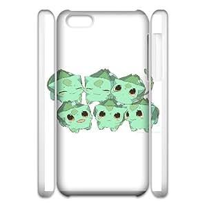 bulbasaur pokemon iphone 6s 4.7 Inch Cell Phone Case 3D White yyfD-368552