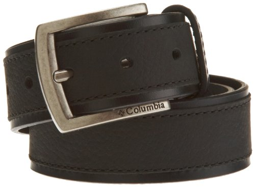 Columbia Mens Leather Belt Overlay product image