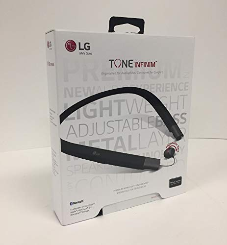 LG TONE INFINIM HBS-920 Wireless Stereo Headset - Black