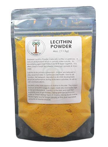 Lecithin Powder 4 Ounces