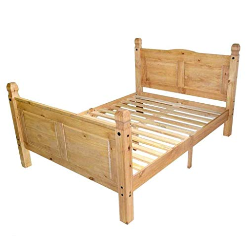 Mexican Furniture Bedroom (Mexican Pinewood Corona Range Bed Frame 63