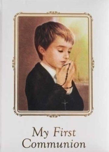 "6.5"" Joseph Studio Boy Communion Photo Album"