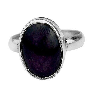 925 Sterling Silver ametrine gemstone Ring Size 7.5 US 5.18 g