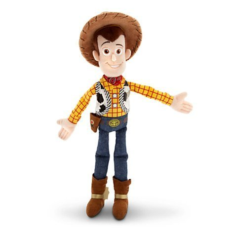 - Disney Woody Plush Mini Bean Bag 12