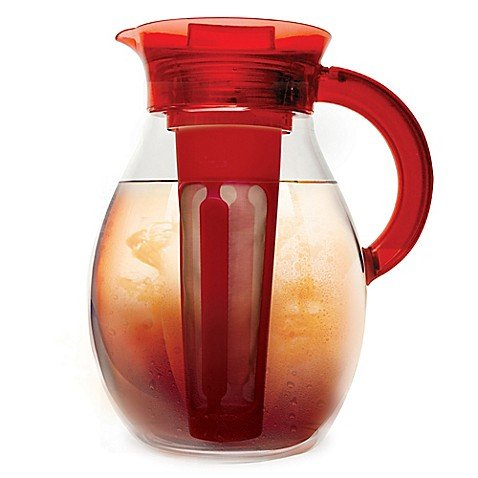 Primula The Big 1-Gallon Iced Tea & Cold Coffee Brewer (Red)
