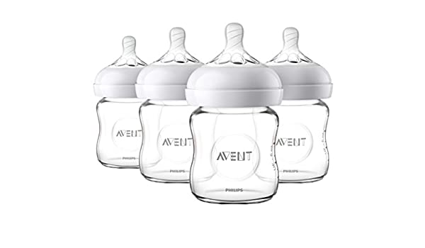 Philips AVENT uGrow SCF701/47 - Biberón (Transparente ...