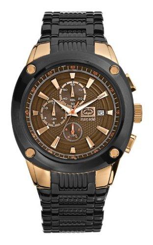 Marc Ecko E22530G1 - Reloj de Pulsera Hombre, Acero Inoxidable: Amazon.es: Relojes