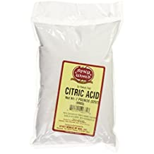 Spicy World Pure Food Grade Citric Acid, 2 Pound