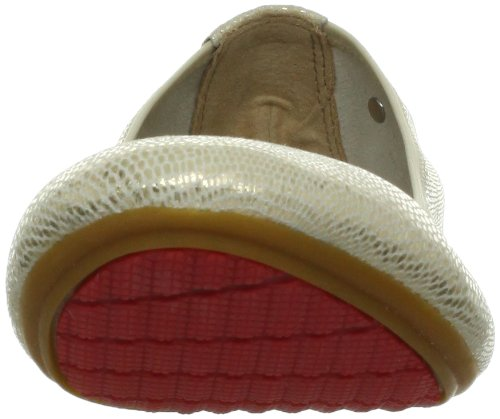 Flats Hush Mary Gold Women's Jane Ballet Puppies Chaste 4aZwUBagq