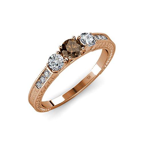 Gold 0.80 Ct Tw Diamond - 8