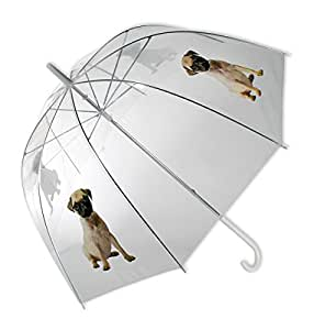 Paraguas diseño Pug (Carlino)