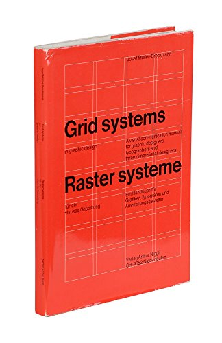 grid systems in graphic design a visual communication manual 読書