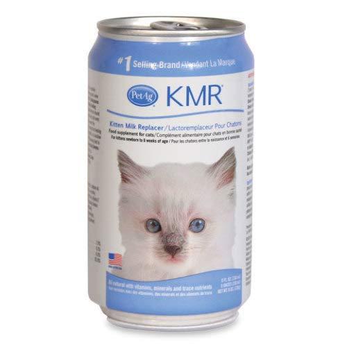 Pet Ag KMR Lait Liquide replacer 226, 8gram canettes (lot de 24) Pet Ag Inc FBA_2650