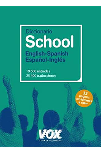 Diccionario School English