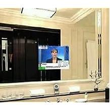 Mirror Glass for Tv Magic Hidden Advertising Screen, Flat Screen Bathroom Sight