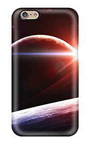 linJUN FENGForever Collectibles Sunrise Spaces Hard Snap-on Iphone 6 Case