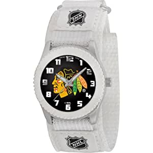 """Game Time Unisex NHL-ROW-CHI """"Rookie White"""" Watch - Chicago Blackhawks"""