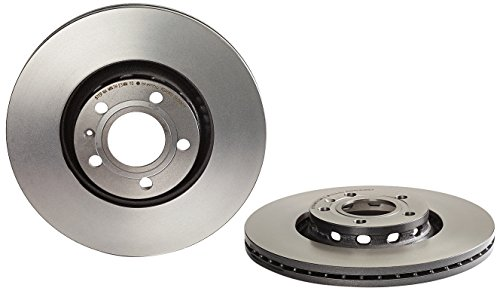Brembo 09.8690.11 UV Coated Front Disc Brake Rotor