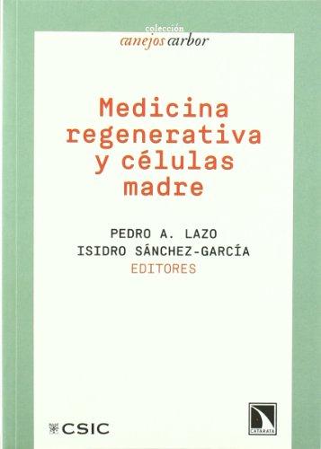Descargar Libro Medicina Regenerativa Y Células Madre Rafael Matesanz
