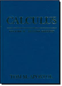 Calculus, Vol  2: Multi-Variable    book by Tom M  Apostol