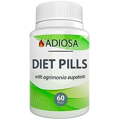 Diet Pills for Women - Weight Loss Pills for Men - Appetite Suppressant - Weight Loss Supplements - Diet Pills That Work Fast for Women