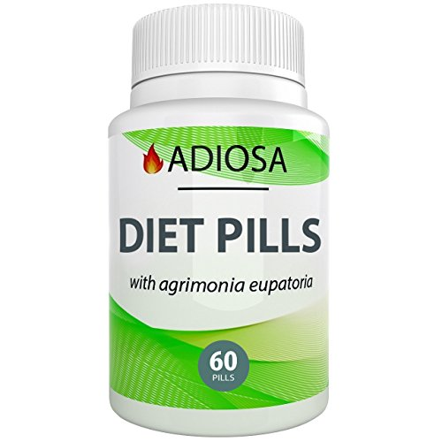 Diet Pills for Women - Weight Loss Pills for Men - Appetite Suppressant - Weight Loss Supplements - Weight Management - Natural Weight Diet Pills for Women